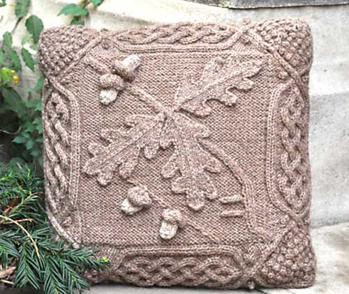 Free Knitting Patterns For Pillows Very Simple Free Knitting Patterns