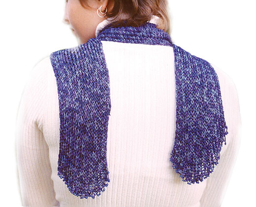 Wings Of Song Beaded Scarf Pattern By Sivia Harding Earthfaire