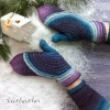 Hypnosis Mittens: Kit in Amitola's Hummingbird