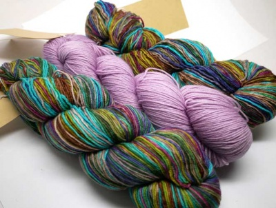 Orphan Skeins:  Urth Fingering Weight