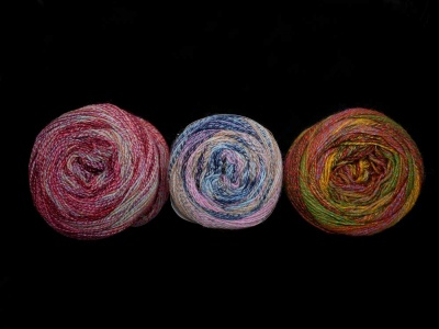 Orphan Skeins: Luci (3 Colorways)