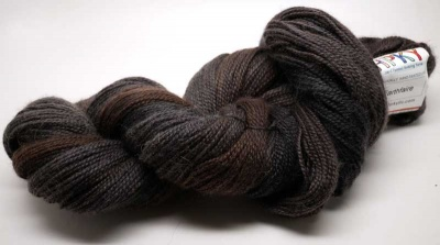 Orphan Skeins: 6 Color Alpaca: Coal