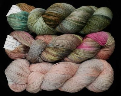 ArtYarns: Merino Cloud: February Choices