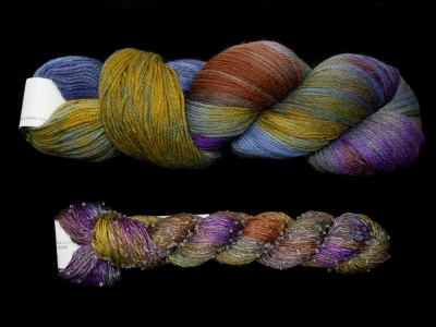 ArtYarns Merino Cloud + Beaded Silk & Sequins Light: #101 -