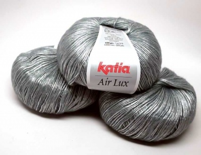 Orphan Skeins: Air Lux: Silver: Pattern Suggestion (TV Tuck)