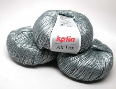 Orphan Skeins: Air Lux:  Light Blue