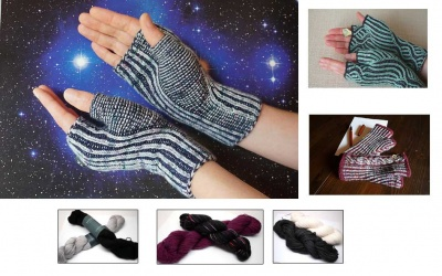 The Astronomer's Mitts (and others) / Kit