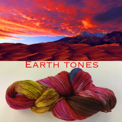 ArtYarns Inspiration Club: November: EarthTones
