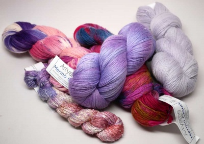 Chromatic Grab Bag:  ArtYarns