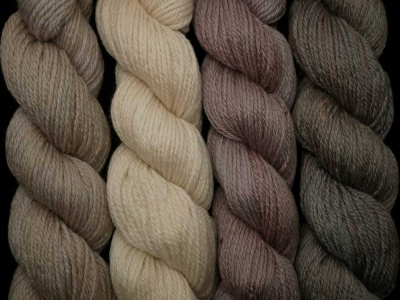 ArtYarns: Gradient Set of Merino Cloud