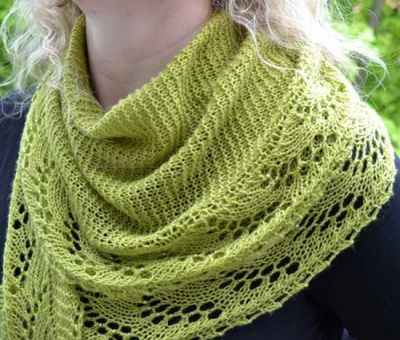 Aurita/ Pattern by Susanna IC - Scarves and Cowls
