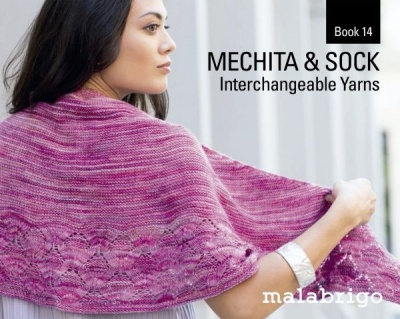Mechita & Sock:  Malabrigo Book #14 -