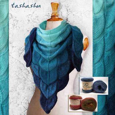 Baktus Scarf Dragonflight:  Kits