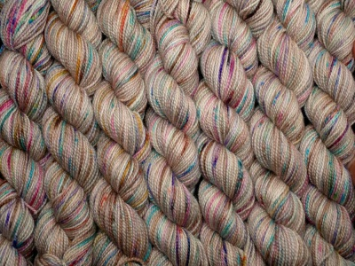 Koigu Collectors Club: Barn Art