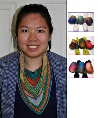 Butterfly Cowl:  Kits - Kits