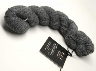 Orphan Skeins: Cash Fine:  Ashes - Lace weight
