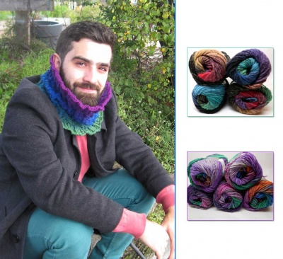 Cervus:  Yarn Kits + Free Pattern -
