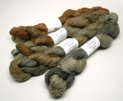 Orphan Skein Set: Cirrus in Dance of Dryads