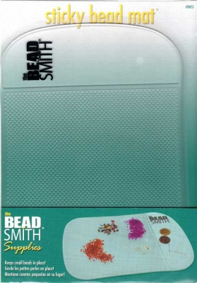Clear Sticky Bead Mat -