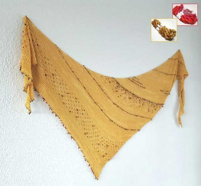 Beli: Beaded Kits in Marici Lace from TUS: 2 Colorways