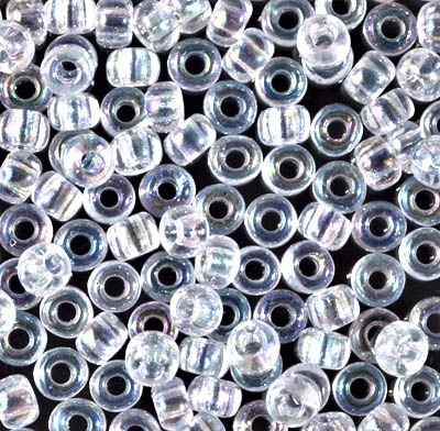 Crystal: Toho Seed Beads 3/0
