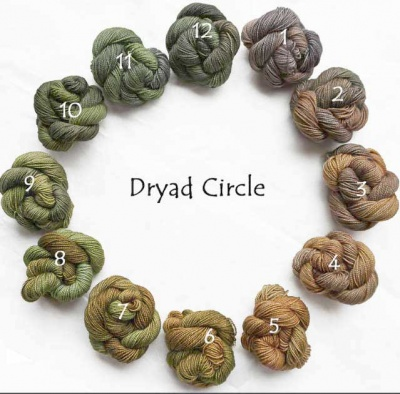 Dance of the Dryads colorway.