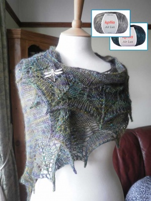 Dragonfly Wings: Free Pattern: Beaded Kits