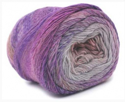 Orphan Skeins: Evolution in Rose Fuchsia