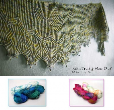 Faith, Trust & Pixie Dust/ Beaded Kits