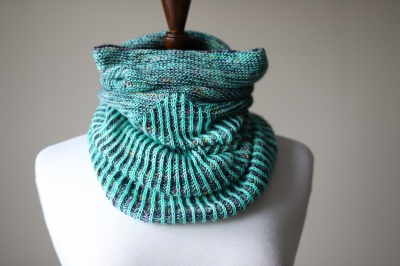 The following photos show some of Lavanya's original cowls, © Lavanya Patricella