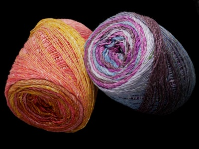 Geishi (new from Noro): Your Choice of 2 Colorways