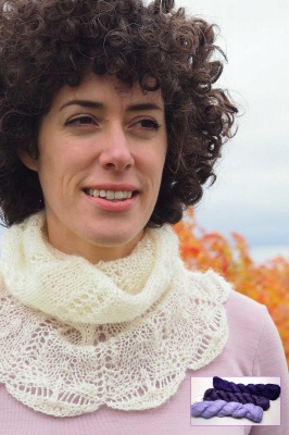 Gorges Cowl:  Beaded Kit - Kits