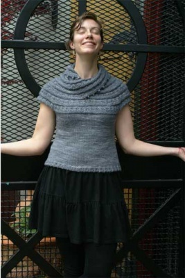 Harmonia's Rings Sweater Tunic/ Pattern by Sivia - Garments and More