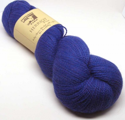 Orphan Skeins: Herriot Fine from Juniper Moon: Andean River