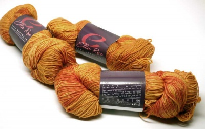 Shows 3 skeins; your kit will be simply one.