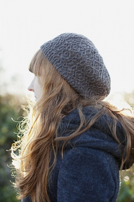 Jaffrey/ Hat Pattern by Michele Wang for Brooklyn Tweed -
