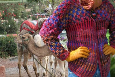 The Berber Jacket/ Pattern by Jane Thornley - Garments and More