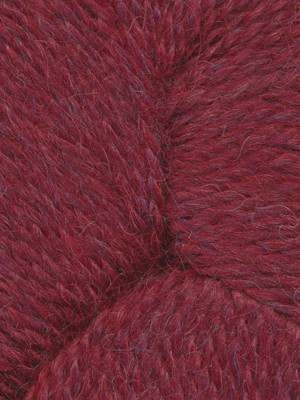 Orphan Skeins: Herriot Fine from Juniper Moon: Merlot Red