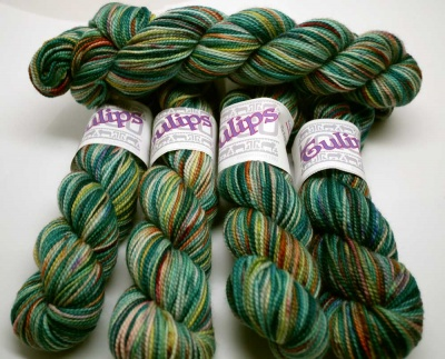 Koigu Collector's Club: Tulips