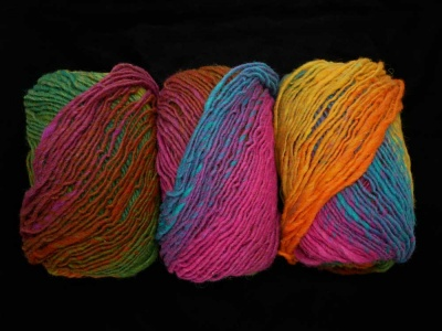 Orphan Skeins: Noro Kureyon: color #154 - Worsted Weight and Up