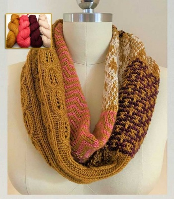 Kyoto (from Vogue Knitting): Kits