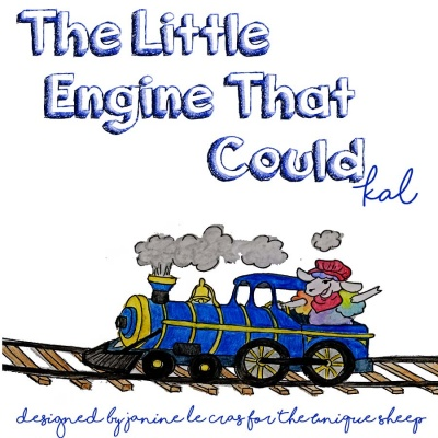 The Little Engine Who Could Mystery KAL (With TUS): Pre-Orders