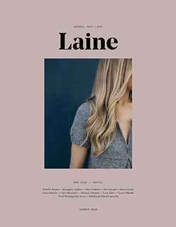 Laine Magazine: Issue #5: Pastel