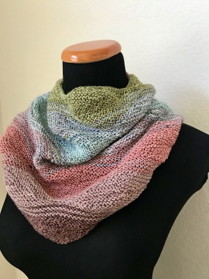 Heather's original cowl