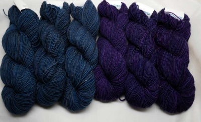 Orphan Skeins: Prism's Merino Mia + Bead Option