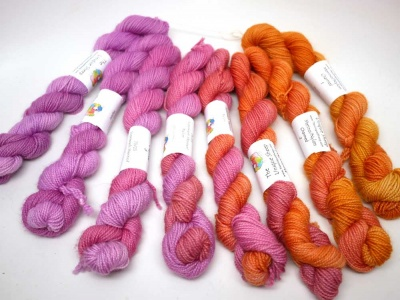 Mini Skeins in Charmed