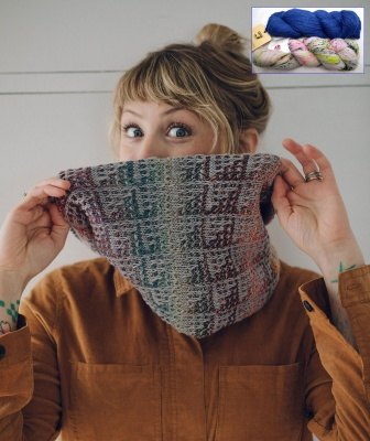 Montana Mountain Cowl: Kits