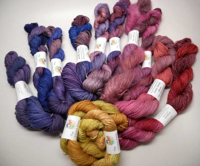 Mixed Yarn Set: Moonlight Spirits