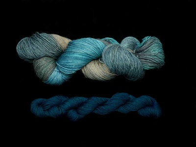 Silverbow (+ its contrast skein)
