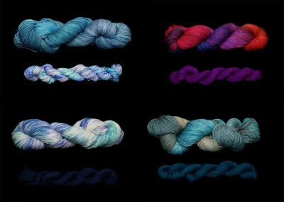 Mountain Colors: TangoFoot Bundles: 4 Color Combos